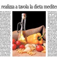 L'integrazione? La realizza a tavola la dieta mediterranea. Marino Niola su il Mattino