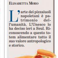Se la pizza diventa la nostra arte – La Stampa