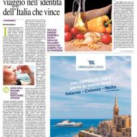 La cultura del cibo. Viaggio nell'identità dell'Italia che vince – il Mattino