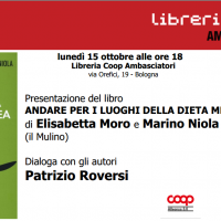 15 ottobre. Libreria Coop Ambasciatori – Bologna