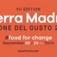 22 settembre – Terra Madre Salone del Gusto di Torino