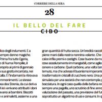 Per la Befana Torna la calza, specchio di un Paese etico (e dietetico) – Liberi Tutti del Corriere