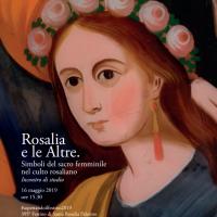 16 maggio. Incontro di studio su Santa Rosalia – Palermo