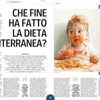 Che fine ha fatto la dieta mediterranea? Cook del Corriere della Sera