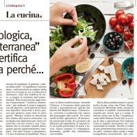 La dieta mediterranea è utile e… ecologica – il Caffè