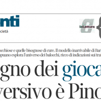 Nel regno dei giocattoli il sovversivo è Pinocchio – La Lettura de Il Corriere delle Sera