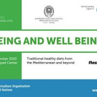 27 novembre. Being and Well Being – Traditional healthy diets from the Mediterranean and beyond – FAO