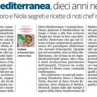Recensione di Anna Marchitelli sul Corriere del Mezzogiorno